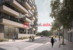 英国英格兰伦敦的新建房产,101 Wood Ln,,编号27279590