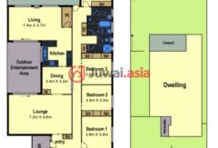 澳大利亚维多利亚州的房产,50 Regent Street, Preston, Vic 3072,编号34309644