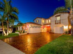 居外网在售美国丘拉维斯塔5卧3卫的房产总占地323平方米USD 765,000