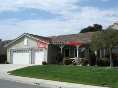 居外网在售美国比尔顿4卧2卫的房产总占地971平方米USD 729,000