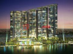 居外网在售菲律宾2卧1卫的房产总占地55平方米PHP 12,500,000