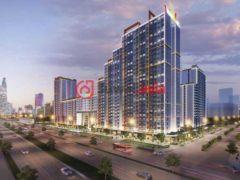 居外网在售越南1卧1卫的新建房产总占地46平方米