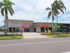澳洲达尔文总占地223平方米的商业地产