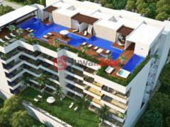 居外网在售墨西哥卡门海滩123卧123卫的房产总占地83平方米USD 300,900
