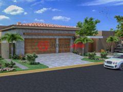 居外网在售墨西哥4卧4卫的新建房产总占地371.61216平方米