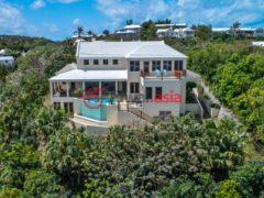 居外网在售百慕达3卧3卫的房产总占地2307平方米USD 4,275,000