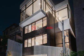 居外网在售日本4卧4卫新开发的房产总占地188平方米JPY 968,000,000