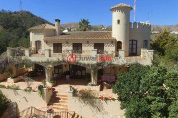 居外网在售西班牙7卧10卫特别设计建筑的房产总占地137465平方米EUR 1,750,000