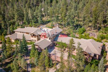 居外网在售美国7卧12卫特别设计建筑的房产总占地16188平方米USD 12,000,000