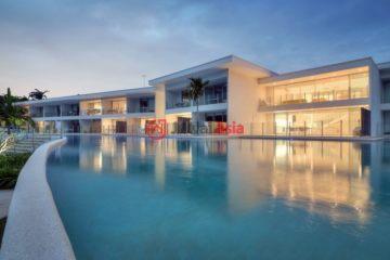 居外网在售澳大利亚2卧1卫特别设计建筑的房产总占地75平方米AUD 375,000