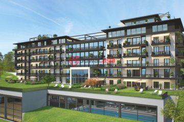居外网在售瑞士3卧3卫新开发的房产总占地1平方米CHF 2,950,000