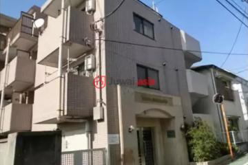 居外网在售日本1卧1卫的房产总占地19平方米JPY 11,800,000