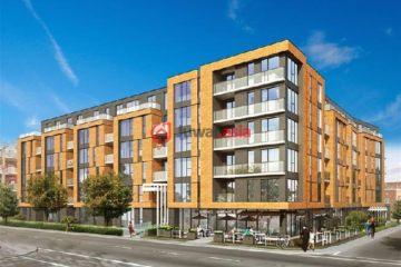 加拿大房产房价_魁北克房产房价_蒙特利尔房产房价_居外网在售加拿大蒙特利尔1卧1卫新开发的房产总占地46平方米CAD 190,550
