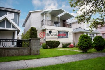 加拿大房产房价_不列颠哥伦比亚省房产房价_温哥华房产房价_居外网在售加拿大温哥华5卧3卫原装保留的房产总占地374平方米CAD 2,088,000