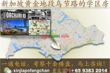 中星加坡房产房价_新加坡房产房价_居外网在售新加坡3卧2卫新开发的房产总占地5296平方米SGD 2,591,268