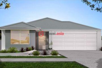 居外网在售澳大利亚4卧2卫的新建房产总占地375平方米