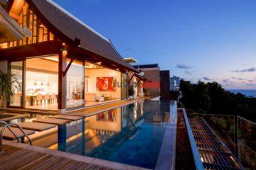 居外网在售泰国普吉5卧6卫的房产总占地1428平方米USD 4,900,000