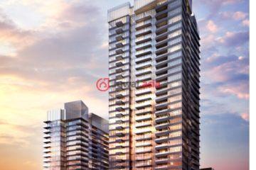加拿大多伦多1卧1卫新房的房产