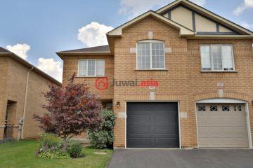 居外网在售加拿大3卧2卫曾经整修过的房产总占地152平方米CAD 709,900