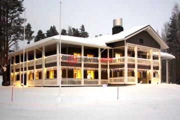 芬兰Savonlinna总占地43691平方米的商业地产
