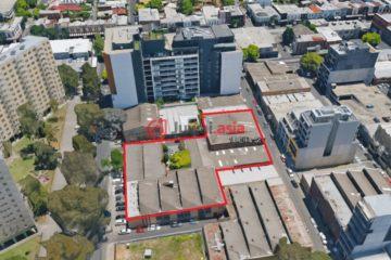 居外网在售澳大利亚墨尔本AUD 30,000,000总占地3000平方米的土地