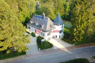居外网在售比利时5卧5卫历史建筑改造的房产总占地2300平方米EUR 3,248,000
