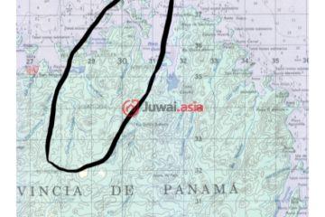 居外网在售巴拿马San MiguelUSD 80,000,000总占地20000000平方米的土地