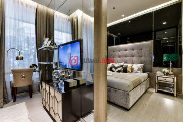 泰国曼谷2卧1卫新房的房产