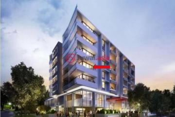 居外网在售澳大利亚2卧1卫新房的房产总占地98平方米AUD 610,000
