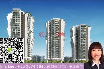 中星加坡房产房价_新加坡房产房价_居外网在售新加坡2卧2卫新开发的房产总占地23786平方米SGD 1,583,000