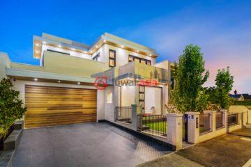 澳洲吉隆5卧3卫特别设计建筑的房产