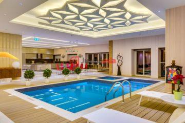居外网在售阿联酋迪拜5卧7卫的房产总占地107平方米AED 55,000,000