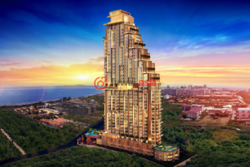 泰国1卧1卫新开发的房产