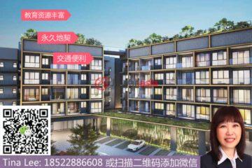 中星加坡房产房价_新加坡房产房价_居外网在售新加坡3卧2卫新开发的房产总占地84平方米SGD 1,370,000