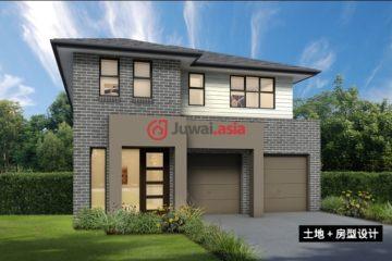 居外网在售澳大利亚4卧2卫新开发的房产总占地335平方米AUD 831,800
