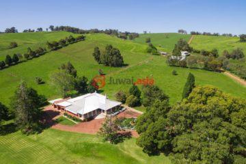 居外网在售澳大利亚Queenwood4卧2卫的房产总占地2793442平方米