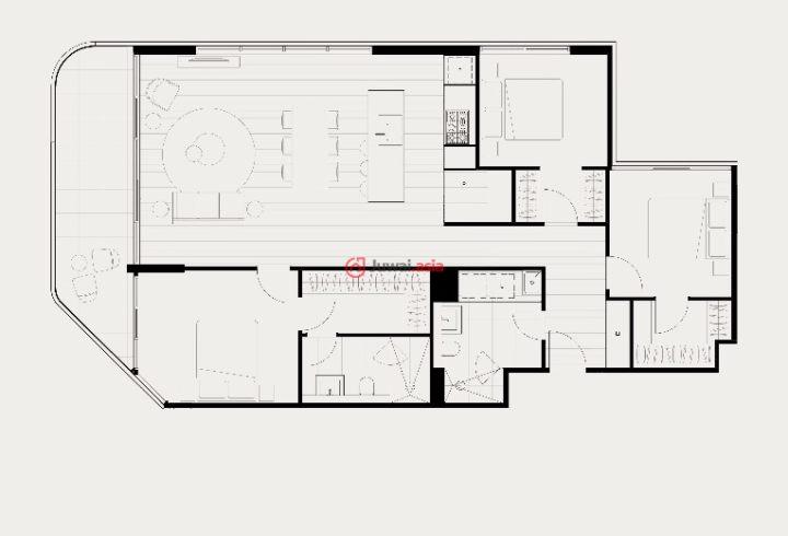 U乐国际娱乐维多利亚州墨尔本的新建房产,42-48 Claremont Street,编号35031149
