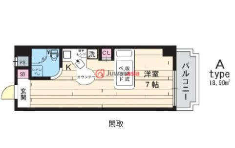 日本大阪府大阪市的房产,1丁目2-5,编号39576499