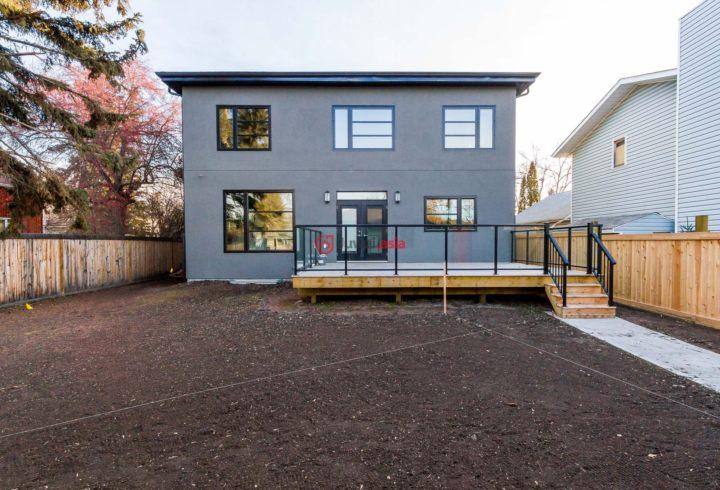 加拿大阿尔伯塔埃德蒙顿5卧5卫特别设计建筑的房产ca