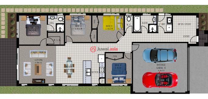 澳大利亚维多利亚州墨尔本的房产,Point Cook Homestead Rd,编号23280823