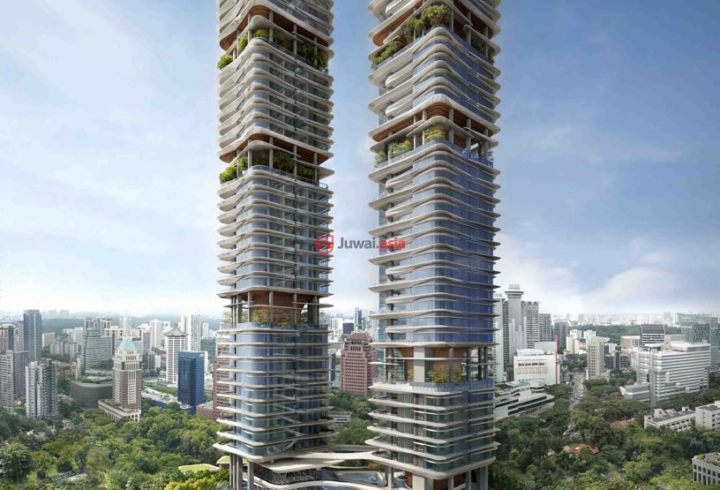 新加坡中星加坡新加坡的房产,14 Leonie Hill Road,编号36585111