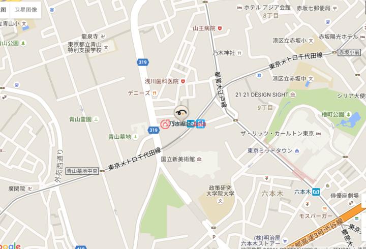 日本东京地图中文版-日本东京银座地图-东京旅游地图