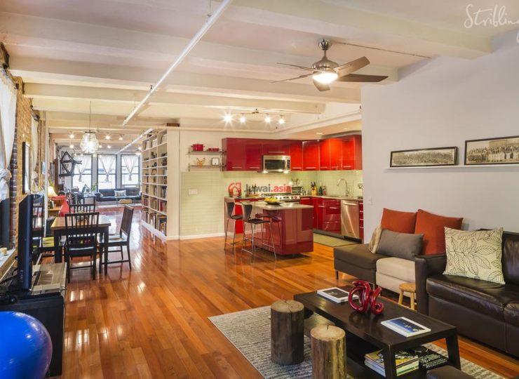 美国纽约州纽约的新建房产,130 West 26th Street,编号31456695