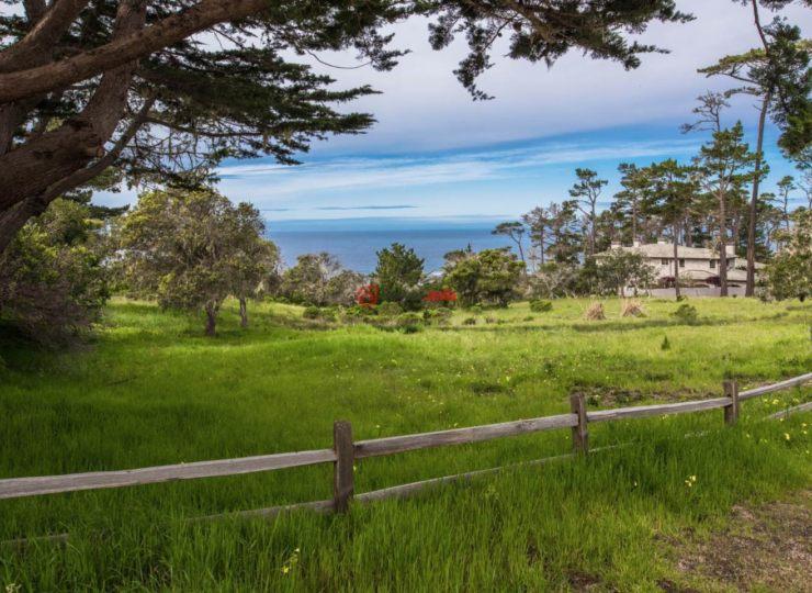 美国加州圆石滩的房产