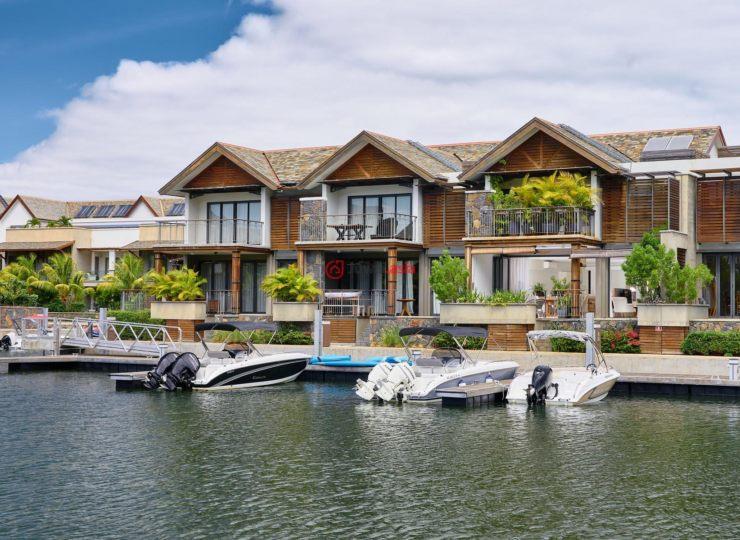 毛里求斯黑河Riviere Noire的房产,编号35197681