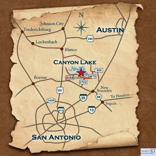 美国德克萨斯州坎宁莱克的房产图片