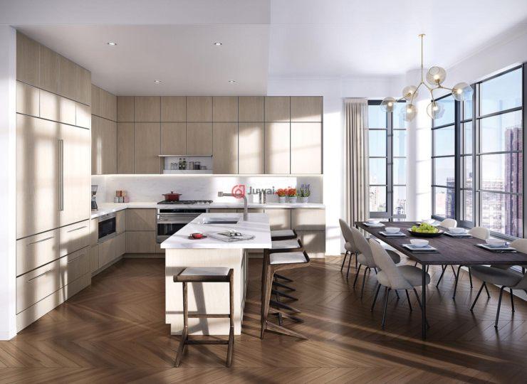 美国纽约州纽约的新建房产,211 West 14th Street,编号27432642