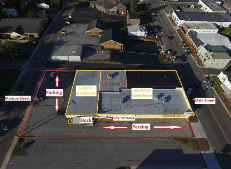 美国佛吉尼亚州威斯维尔的新建房产,270 East Main Street,编号33757832