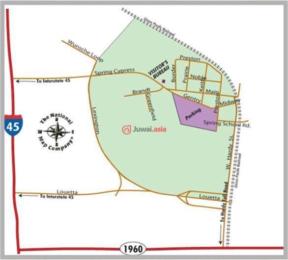 美国德克萨斯州斯普林的房产图片