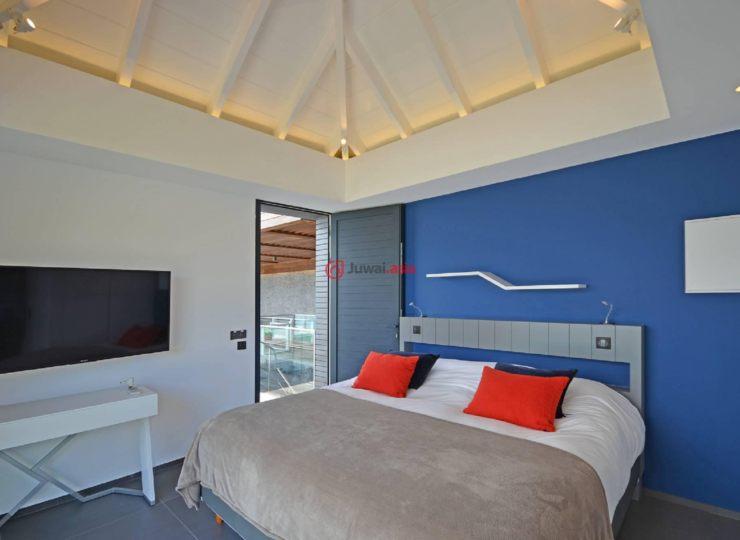 圣巴泰勒米岛的房产,Flamands,编号31938466
